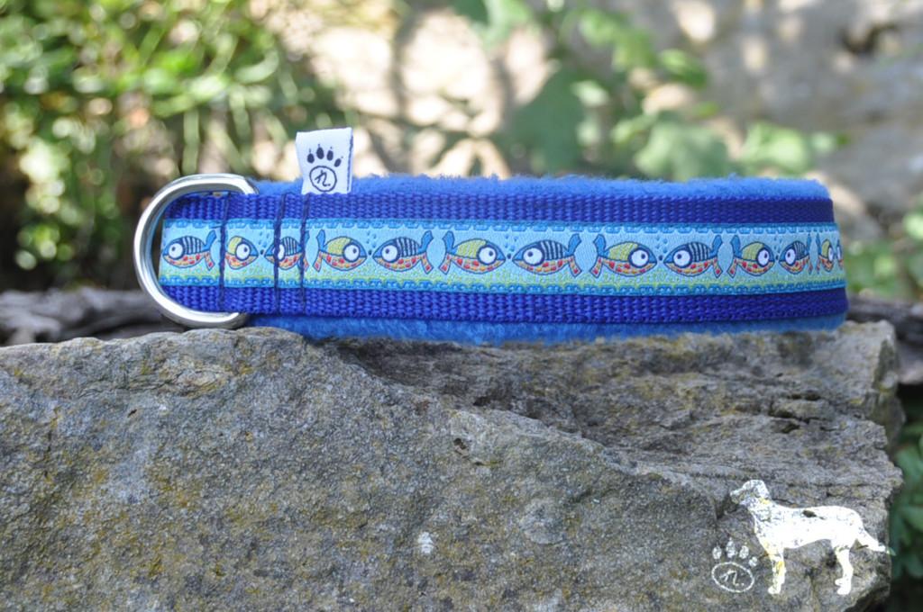 Halsband mit Webband Cala Mario