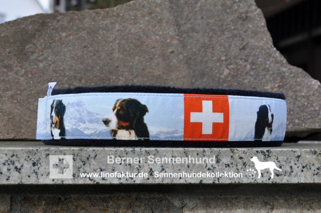 Halsband in 38mm Breite