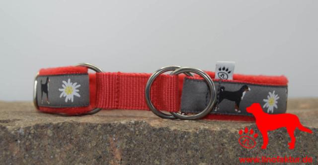 linofaktur: Webband Appenzeller Sennenhund Zugstopp 25mm