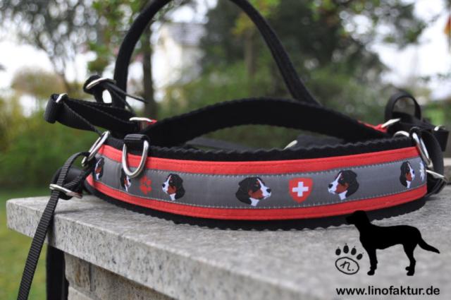 Zuggeschirr Großer Schweizer Sennenhund