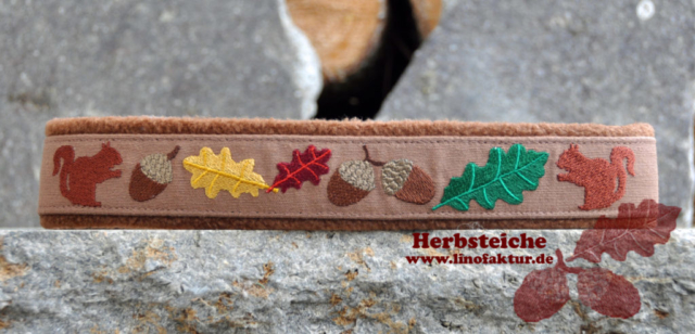 linofaktur Herbsteiche